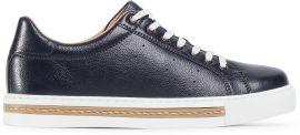 Акция на Туфли кожаные Lasocki WI23-LONA-02 38 Синие (5903698243979) от Rozetka