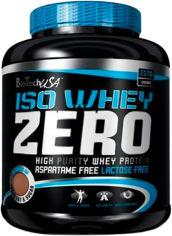 Акция на Протеин Biotech ISO Whey Zero Lactose Free 2270 г Корица (5999076226276) от Rozetka