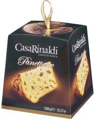 Акция на Кекс Casa Rinaldi Панеттоне с цукатами и изюмом 1000 г (8006165404457) от Rozetka