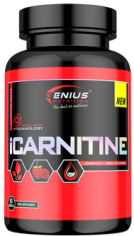 Акция на Жиросжигатель Genius Nutrition iCarnitine 90 капсул (5478349056258) от Rozetka