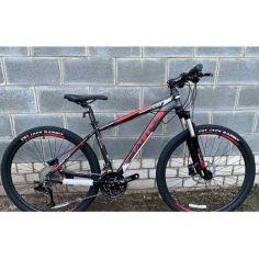 """Акция на Велосипед горный BATTLE Subdural 590 27,5"""" серый с красным рама 17"""" от Allo UA"""