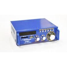 Акция на Усилитель звука UKC SN 3636 BT с радио и Bluetooth от Allo UA