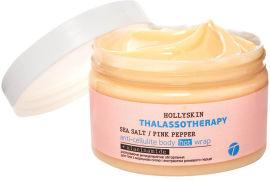 Акция на Обертывания для тела Hollyskin Thalassotherapy Разогревающее Антицеллюлитное с морской солью и экстрактом розового перца 250 мл (4823109700482) от Rozetka