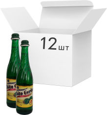 Акция на Упаковка лимонада Chito Gvrito Фейхоа 0.5 л х 12 бутылок (4860112000697) от Rozetka