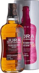 Акция на Виски Isle of Jura Red Wine 0.7 л 40% в подарочной коробке (5013967016507) от Rozetka