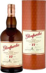 Акция на Виски Glenfarclas Malt 17 y.o. 43% 0.7 л (5018066174318) от Rozetka