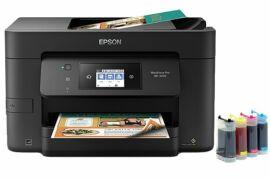Акция на МФУ Epson WorkForce Pro WF-3720 с СНПЧ KingSize от Lucky Print UA