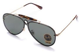 Акция на Солнцезащитные очки Ray-Ban авиатор (RB_3581 001/71) от Y.UA