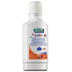 Акция на Ополаскиватель ротовой полости для детей GUM JUNIOR 7-12 лет, 300 мл от Medmagazin