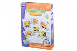 Акция на Same Toy Puzzle Art Animal serias 319 эл. (5992-2Ut) от Repka