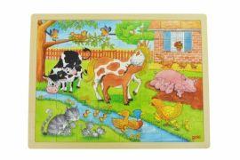 Акция на Пазл goki Жизнь на ферме (57745) от MOYO