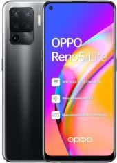 Акция на Oppo Reno5 Lite 8/128GB Fluid Black (UA UCRF) от Stylus