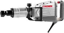 Акция на Отбойный молоток Crown CT18095 BMC от Rozetka