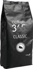 Акция на Кофе в зернах Coffee365 Classic 1000 г (4820219990024) от Rozetka