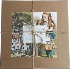 Акция на Подарочный набор джемов Teahouse серии Алиса 4 шт 910 г (2550000012612) от Rozetka