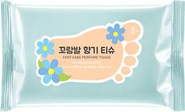 Акция на Влажные салфетки A'pieu Foot Care Perfume Tissue дезодорирующие для ног 10 шт (8809581450752) от Rozetka