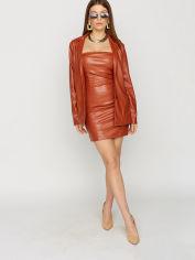 Акция на Платье Karree Бренда P1939M6134 M Рыжий (karree100013101) от Rozetka