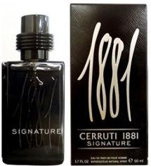 Акция на Парфюмированная вода для мужчин Cerruti 1881 Signature Men 50 мл (ROZ6400105007) от Rozetka