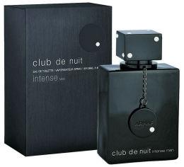 Акция на Парфюмированная вода для мужчин Armaf Club De Nuit Intense New 200 мл (6294015131024) от Rozetka