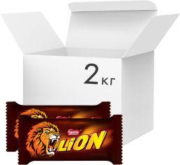 Акция на Упаковка конфет Lion Стандарт 2 кг (4823000914148) от Rozetka