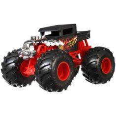 """Акция на Суперзбільшена машинка-позашляховик 1:24 серії """"Monster Trucks"""" Hot Wheels FYJ83 (887961736939) от Allo UA"""
