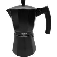 Акция на Гейзерная кофеварка Krauff 450 мл (26-203-074) от Foxtrot