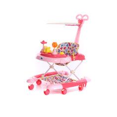 Акция на Ходунки детские Labona FK376AB, розовые (1222050005) от Allo UA