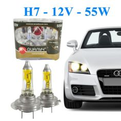 Акция на Автомобильные Лампы цоколь H7 12V 55W PK22s NLFS Лампы с эффектом ксенона Cool Blue Intense + 100% от Allo UA
