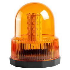 Акция на Маячок LED проблесковый 12В/24В, 40 LED диодов, магнит от Allo UA