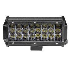Акция на Фара LED прямоугольная 72W (24 диода) 165 mm от Allo UA