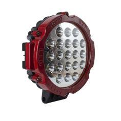Акция на Фара LED круглая 63W (21 лампа) red от Allo UA