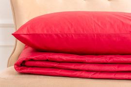 Акция на Летний постельный комплект MirSon №2628 Eco-Soft 19-1655 Edmonda одеяла 2 х 140x205 см + наволочки 2 х 50х70 см (2200003110647) от Rozetka