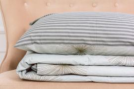 Акция на Летний постельный комплект MirSon №2625 EcoSilk 19-2491 Leone одеяло 200x220 см + наволочки 2 х 50х70 см (2200003110401) от Rozetka