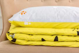 Акция на Летний постельный комплект MirSon №2674 Хлопок 19-2508 Cascata одеяло 220x240 см + наволочки 2 х 50х70 см (2200003113990) от Rozetka