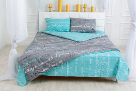 Акция на Одеяло MirSon Летнее с эвкалиптовым волокном №2402 Tulio 200x220 (2200003033427) от Rozetka