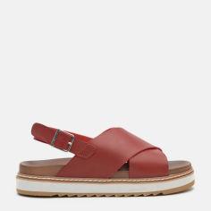 Акция на Сандалии XTI Pu Ladies Sandals 48872-5 40 25 см Красные (8434739424011) от Rozetka