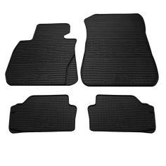 Акция на BMW 3 (E90/E91/E92) - комплект качественных резиновых ковриков. Комплект 4 шт. (2004–2013) от Allo UA