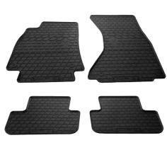 Акция на AUDI A4 (B8) - комплект качественных резиновых ковриков. Комплект 4 шт. (2007-2015) от Allo UA