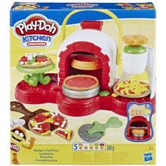 Акция на Игровой набор Hasbro Play-Doh Печём пиццу (E4576) от Allo UA