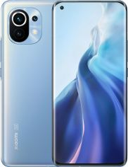 Акция на Мобильный телефон Xiaomi Mi 11 8/256GB Blue от Rozetka