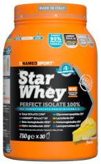 Акция на Протеин Namedsport STAR WHEY ISOLATE 750 г Лимонный чизкейк (8054956341504) от Rozetka