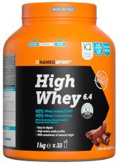 Акция на Протеин Namedsport HIGH WHEY 1 кг Черный шоколад (8054956340392) от Rozetka