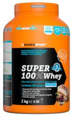 Акция на Протеин Namedsport SUPER 100% WHEY 2 кг Тирамису (8054956341030) от Rozetka