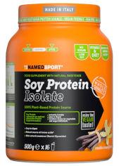 Акция на Протеин Namedsport SOY PROTEIN ISOLATE 500 г Ваниль (8054956340958) от Rozetka