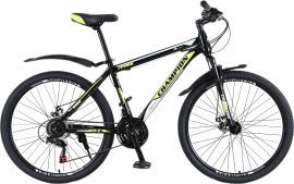"Акция на Велосипед Champion Spark 29"" 19.5"" Black-neon yellow-white (29ChWS21-003251) от Rozetka"