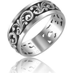 Акция на Кольцо из серебра, размер 17.5 (1687452) от Allo UA
