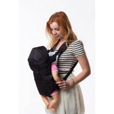 Акция на Кенгуру Умка №8 рюкзак-переноска до 13 кг Чорний от Allo UA