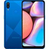 Акция на Смартфон Samsung Galaxy A10s 2021 2/32GB Blue (SM-A107FDBDSEK) от Foxtrot