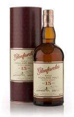 Акция на Виски Glenfarclas Single Malt 15 y.o. GB 46% 0.7 л (5018066154617) от Rozetka
