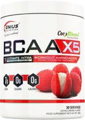 Акция на Аминокислота Genius Nutrition BCAA-X5 360 г Личи (5401934710921) от Rozetka